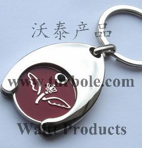 Promotional Trolley Coins, Promotional Trolley Coins Keychains